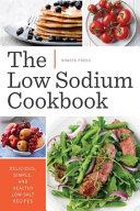 The Low Sodium Cookbook