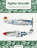 Fighter Aircrafts Coloring Book for Adults 3 & 4 Pdf/ePub eBook