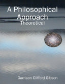 Pdf A Philosophical Approach - Theoretical