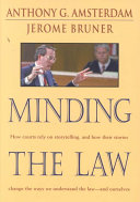 Thumbnail Minding the law