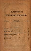 Pdf Blackwood's Edinburgh Magazine