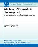 Modern EMC Analysis Techniques
