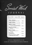 Social Work Journal