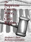 Pdf The Supreme Court, Race, and Civil Rights