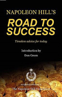 Napoleon Hill s The Road to Success Book