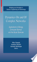 Dynamics On and Of Complex Networks Book
