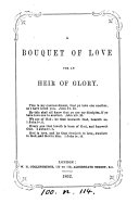 A Bouquet of Love for an Heir of Glory