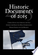 Historic Documents Of 2015
