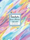 Teacher Lesson Planner 2018 2019