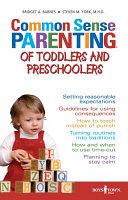 Common Sense Parenting of Toddler and Preschoolers