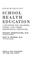 School Health Education Book