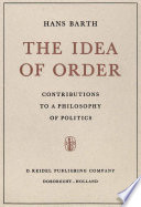 The Idea of Order Book