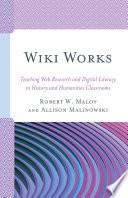 Wiki Works Book