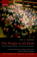 The Weight of All Flesh