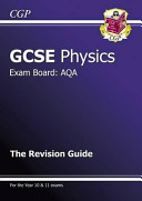 Gcse Physics Aqa Revision Guide