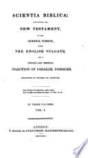 Scientia Biblica
