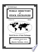 World Directory of Stock Exchanges