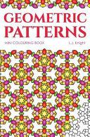 Geometric Patterns Mini Colouring Book