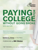 Paying For College Without Going Broke 2013 Edition