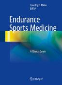 Pdf Endurance Sports Medicine Telecharger