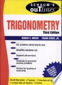 Schaum s Outline of Trigonometry