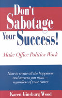 Don t Sabotage Your Success