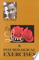 On Love/Psychological Exercises