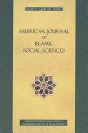 American Journal of Islamic Social Sciences 19 3