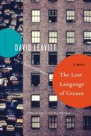 The Lost Language of Cranes [Pdf/ePub] eBook
