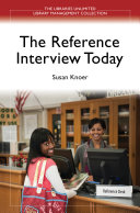 The Reference Interview Today Pdf/ePub eBook