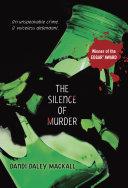 The Silence of Murder Pdf/ePub eBook