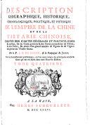 Description géographique, historique, chronologique, politique, et physique de l'empire de la Chine et de la Tartarie chinoise ebook