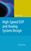 High Speed DSP and Analog System Design