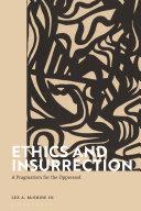 Ethics and Insurrection [Pdf/ePub] eBook