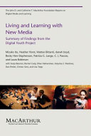 Pdf Living and Learning with New Media