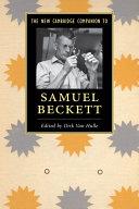Pdf The New Cambridge Companion to Samuel Beckett