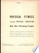 Physical Fitness Through Physical Education For The Victory Corps
