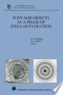 Post Agb Objects As A Phase Of Stellar Evolution