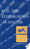 Real Time Systems Design and Analysis Book