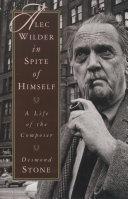 Alec Wilder in Spite of Himself ebook