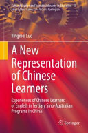 A New Representation of Chinese Learners