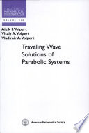 Traveling Wave Solutions of Parabolic Systems