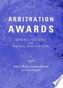 Arbitration Awards