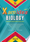 Xam idea Biology Class 12 - 2017