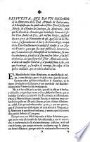 Respuesta, que da un Soldado de la Almiranta de la Real Armada de Barlovento, al Manifiesto que ha publicado el señor Don G. Morfy ... su Almirante de lo que ha obrado la Armada ... desde el dia 10 y 11 de Noviembre de [16]96 que saliò de la Habana, etc