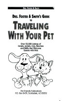The Drs  Foster   Smith Guide to Traveling with Your Pet