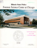 Forensic Science Center at Chicago Book
