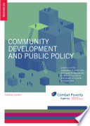 Community Development and Public Policy