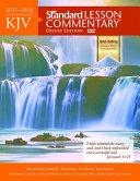 KJV Standard Lesson Commentary(r) Deluxe Edition 2017-2018