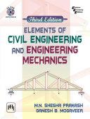 ELEMENTS OF CIVIL ENGINEERING AND ENGINEERING MECHANICS Pdf/ePub eBook